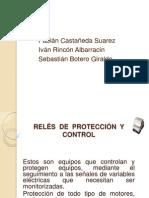 RELÉS  DE  PROTECCIÓN  De MOTORES