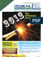 Jornal DoLitoral Paranaense - Edição 181 - Online - dezembro 2011