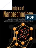 Principles of NanoTechnology Molecular-Based Study of Condensed Matter in Small Systems