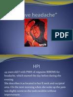 Hem Onc Presentation