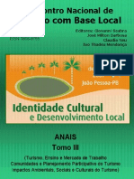 A Comunidade Local e a Interpretacao Patrimonial