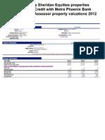 Sheridan Loc County Assessor Valuations