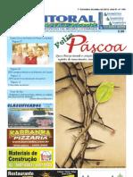 Jornal DoLitoral Paranaense - Edição 184 - Online - abril 2012