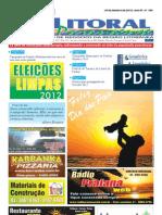 Jornal DoLitoral Paranaense - Edição 189 - Online - agosto 2012