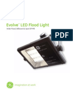Evolve LED FloodLight EFMR