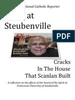 Strife at Steubenville-Cracks In The House Scanlan Built  NCR Feb 2000