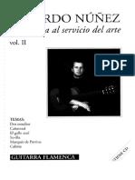 Gerardo Nuñez - La técnica al servicio del arte II