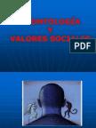 Deontología y Valores Sociales01.2010