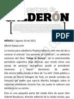 Los Pastores de Calderón - Olga Wornat [PDF]