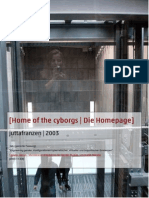 Home of the Cyborgs | Die Homepage