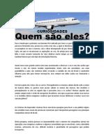 Curiosidades da Aviação Mundial - Saiba tudo sobre os aviões