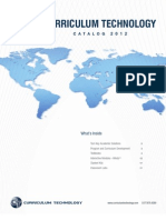 CT Catalog 2012