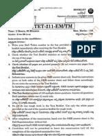 Tet Paper 2 Maths