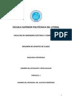 MÁQUINAS DE INDUCCIÓN
