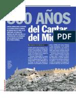800 años del cantar del Mío Cid (Revista Miradas Al Exterior 1)