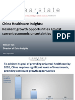 China Healthcare Insights (August 2012)