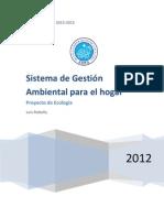 Ecologia Sistema Ambiental