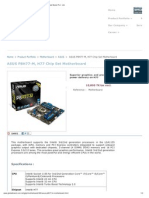 ASUS P8H77-M, H77 Chip Set Motherboard - Global Brand Pvt. Ltd