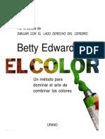 Betty Edwards - El Color - Pintura Arte (DIGITALIZADO)