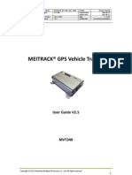 MEITRACK MVT340 User Guide V2.5