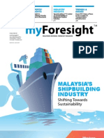 myForesight - Malaysia's Shipbuilding Industry