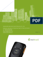 MEITRACK MT90 User Guide V1.6