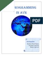 Bit Level Programming in AVR v1.0