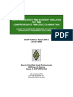 2008-2 Comprehensive Practice Role Delineation Study