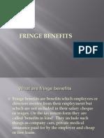 Fringe Benefit 196