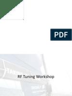 3g Rf Tuning Training