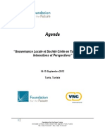 Agenda - fr