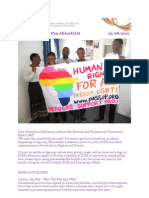 Pan Africa ILGA News Letter -Aug 23