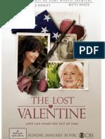 My Lost Valentine Qotes