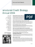 [Lehman Brothers] Structured Credit Strategy - Annual 2004