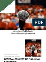 Internatoinal Public Sector Financial Reporting Framework
