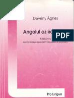 Dévény Ágnes - Angolul az irodában