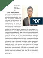 MEWUJUDKAN MASYARAKAT PEMAAF (Renungan Jum'at, PIKIRAN RAKYAT, 24 Agustus 2012)