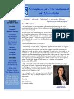SI Honolulu Newsletter 2012 08AUG