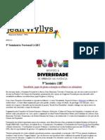 Jean Wyllys » 9º Seminário Nacional LGBT