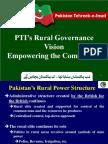 PTI Governance Policy