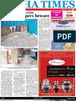 Alpha Times 26 Aug 2012