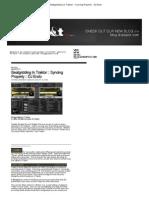 "Preview of ""Print - Dubspot - blog - Beatgridding in Traktor -- Syncing Properly -- DJ Endo"""