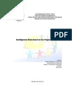 Informe Inteligencia Emocional Analis Rodriguez CI 12.262