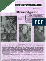 Historische Tatsachen - Nr. 90 - William Douglas - Neue Offenkundigkeiten (2004, 40 S., Scan)