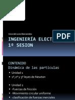 Ingeniería ELECTRICA 11º sesion