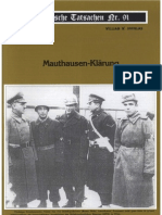 Historische Tatsachen - Nr. 91 - William Douglas - Mauthausen-Klaerung (2004, 44 S., Scan)