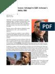 Behind-the-Scenes Attempt to Kill Arizona's Obama Eligibility Bill