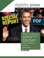 Obama Eligibility Primer