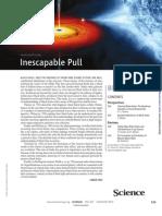Science Aug 2012 - Black Holes