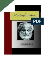 Aristotle Metaphysics - Aristotle 2005